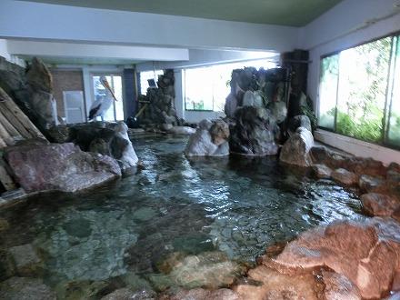 熱川温泉「ホテルカターラリゾート&スパ」のジャングルスパのナチュラルスチームスパ