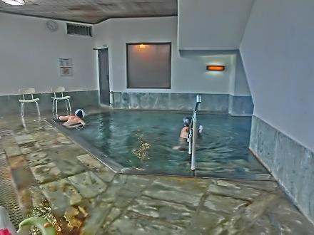 熱川温泉「ホテルカターラリゾート&スパ」の男女別内湯