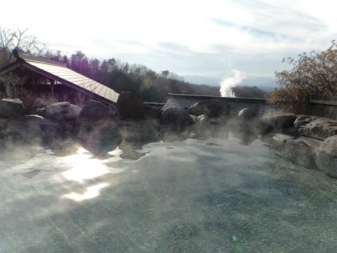 はげの湯温泉「旅館 山翠」