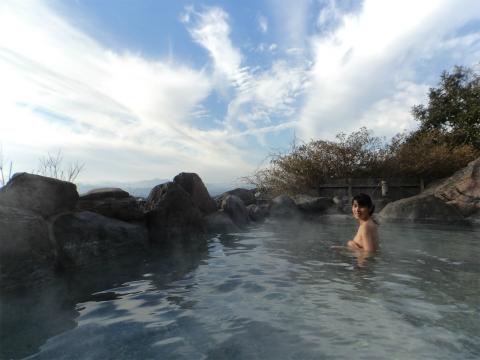 はげの湯温泉 山翠 はげの湯温泉 山翠 混浴露天風呂 画像