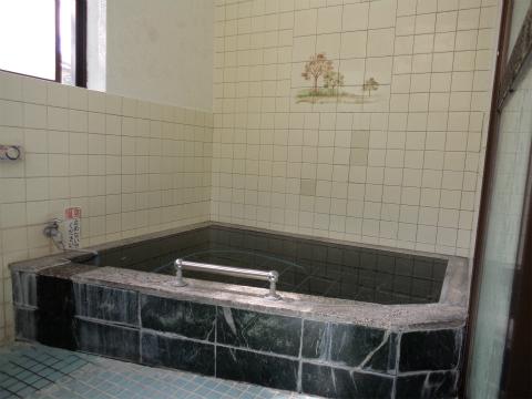 山形屋旅館の貸切風呂