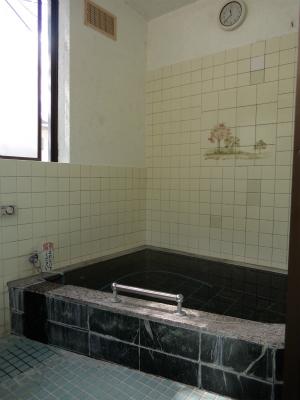 湯岐温泉 山形屋旅館の貸切風呂
