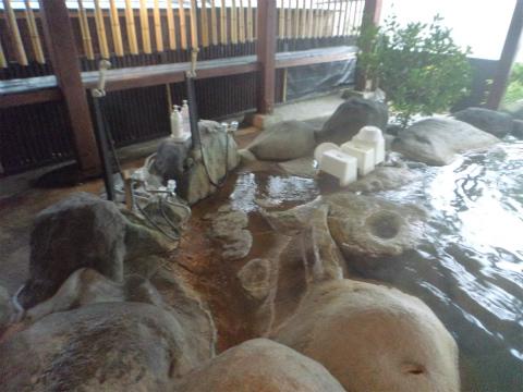 蔵迫温泉さくら 露天風呂 画像