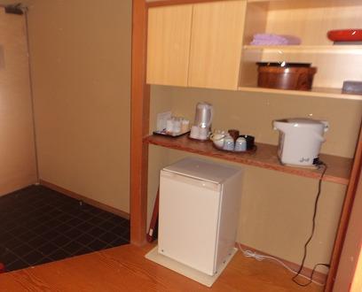 山中温泉「花つばき」の客室