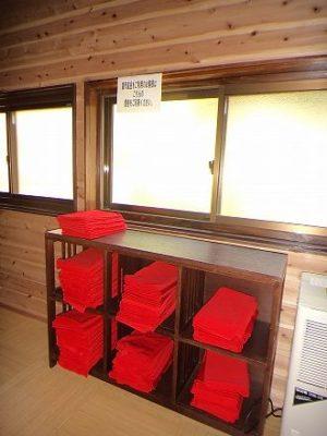 岩間温泉 山崎旅館では混浴利用時に湯衣を着用できます