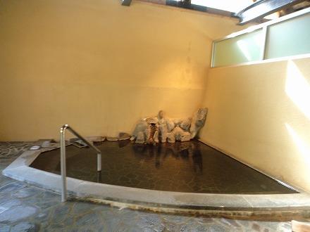 岩間温泉 山崎旅館の内湯